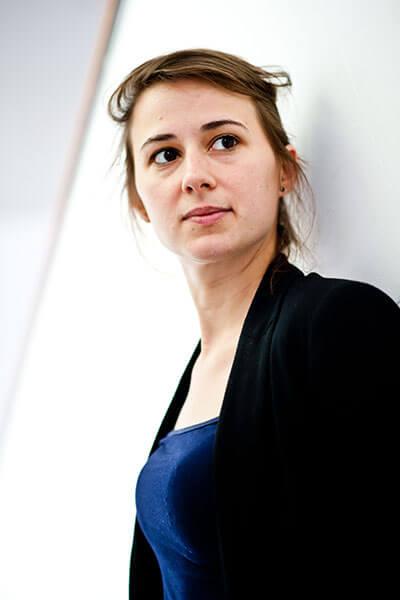 Maud Vanhauwaert